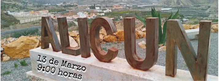 Taha de Marchena, senderismo en Almería