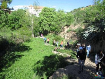 5 senderos asequibles para andar en familia por Almería