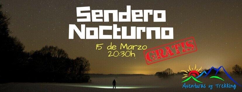 sendero 15 Marzo