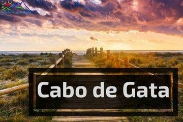 Senderos en Cabo de Gata