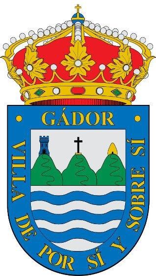 Las Tres Colinas de Gádor - Escudo de Gádor