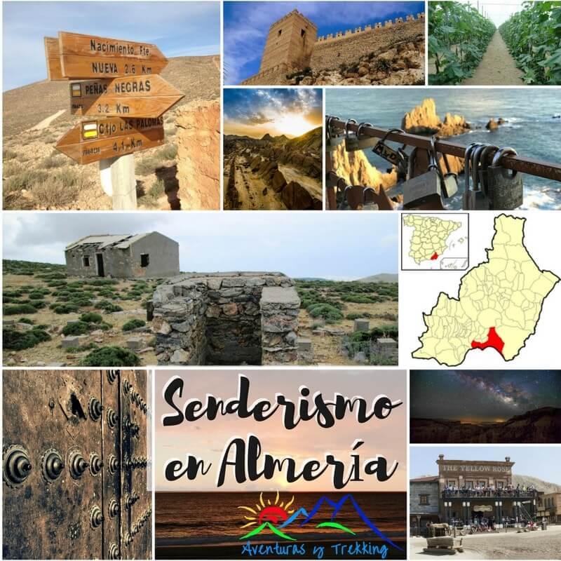Senderismo en Almería el porqué