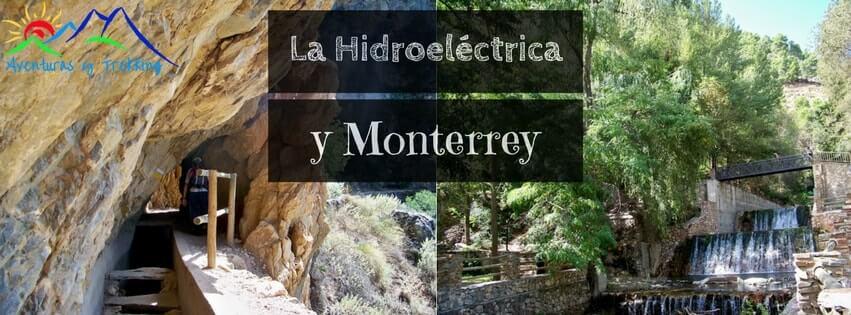 Sendero Hidroeléctrica