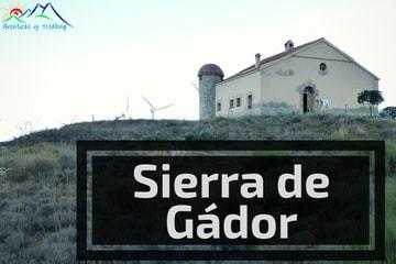 Senderos Sierra de Gádor