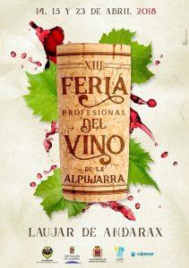 Feria del Vino de La Alpujarra en Laujar