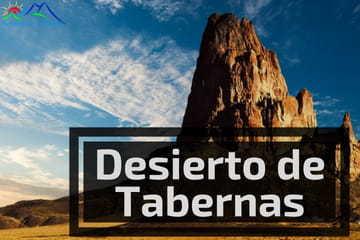 Senderos de Almería - Desierto de Tabernas