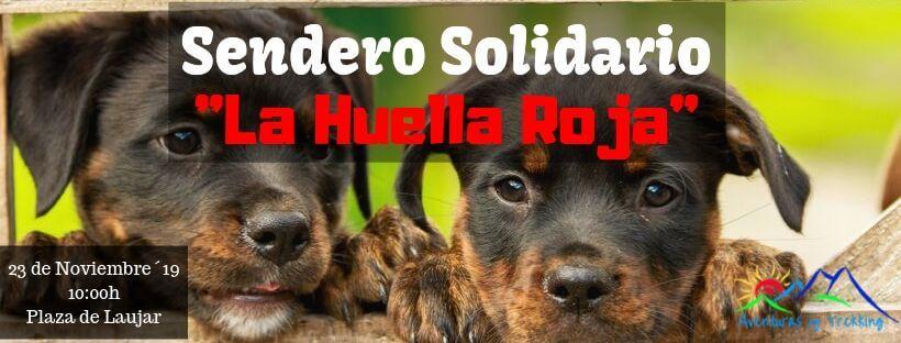 Sendero Solidario Huella Roja
